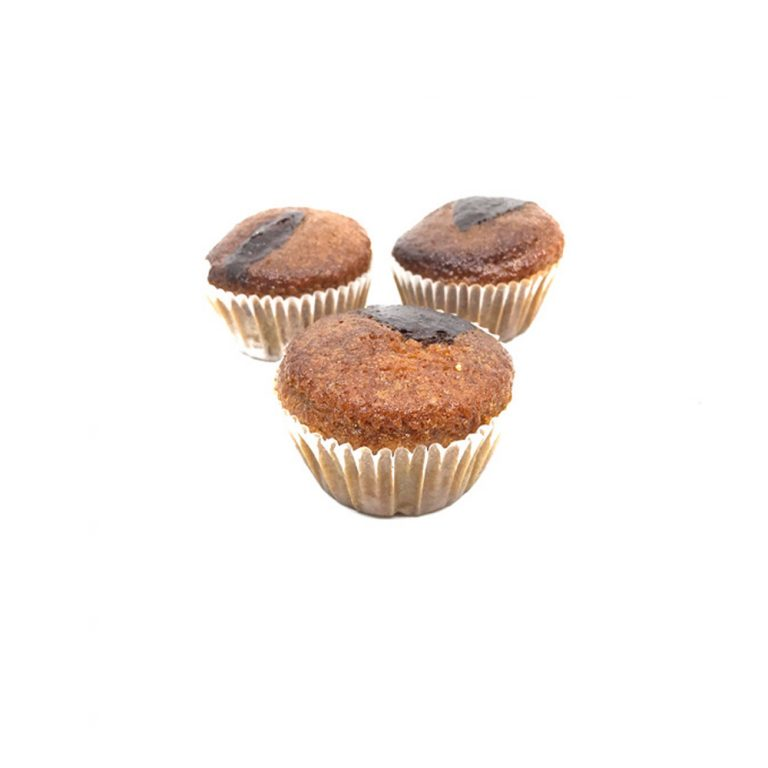 Muffins Banana e Chocolate